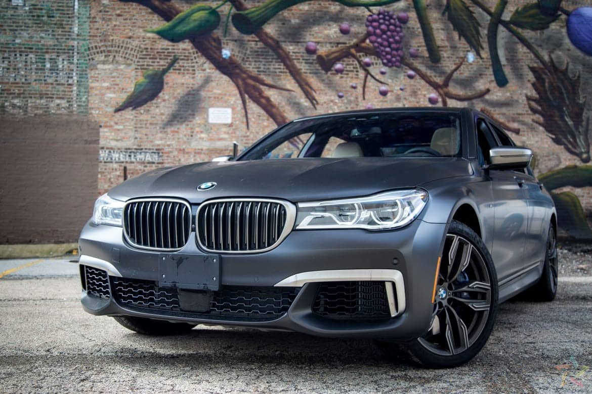 2017 Bmw M760 Sports Luxury Car Autoworld 4x4